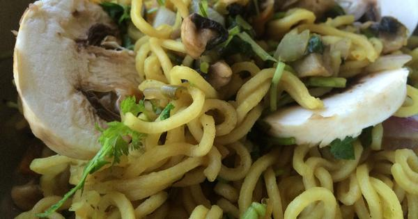 Charted: How Maggi rules India's noodle market