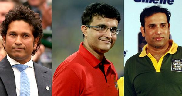 Tendulkar, Ganguly and Laxman: BCCI keeps its players close but its possible critics closer