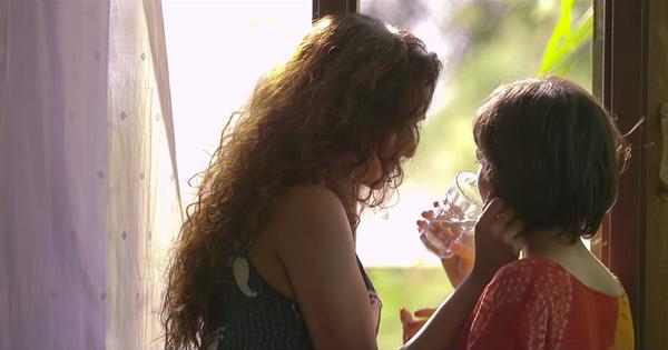 What Indian lesbians have to say about an advertisement depicting Indian lesbians