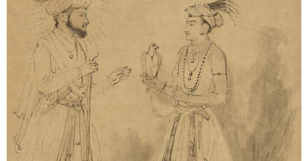 Move aside 'Night Watch' – Rembrandt painted Mughal miniatures too