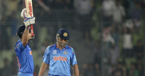 India finally win an ODI in Bangladesh but is everything alright between Dhoni and Kohli?