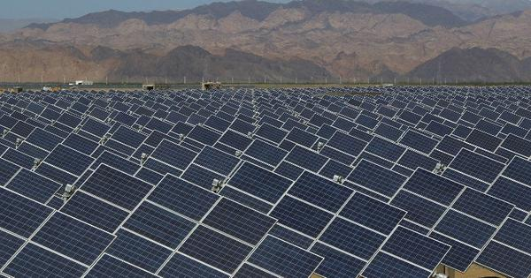 An emerging renewables superpower: China's climate pledge guns for green growth