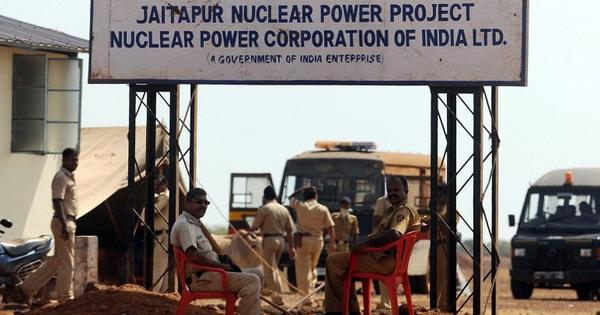 Industry report warns of 'serious defects' in nuclear reactors of French company supplying to India