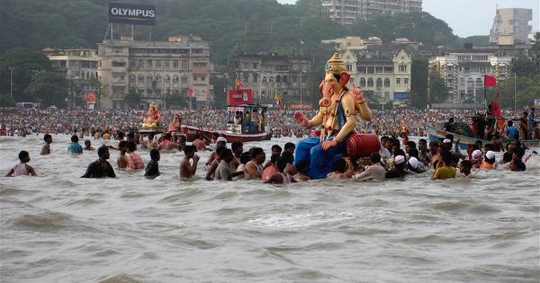 As High Court cracks down on Mumbai's intrusive Ganesh pandals, organisers express defiance