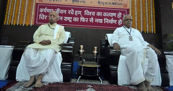 Not all is well in the Sangh family: RSS frets about 'personality cult' in BJP