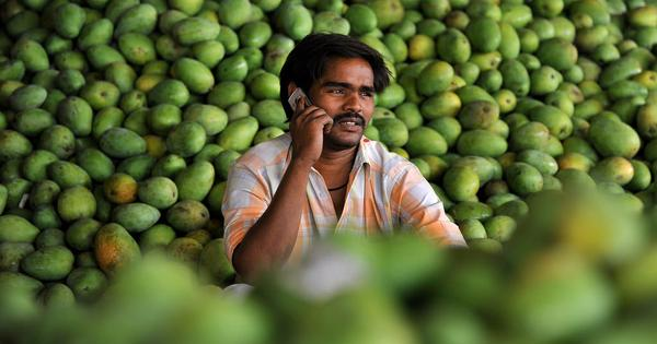 What happened to India when the landline telephone fell terminally ill 20 years ago