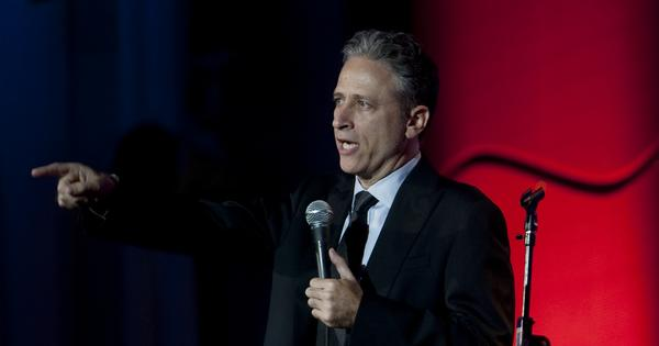 Jon Stewart's seven most serious moments on 'The Daily Show'