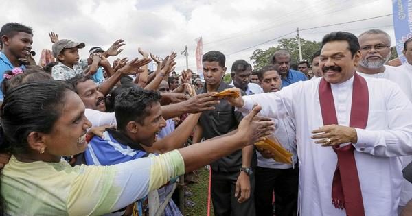 A battle for survival: Former President Rajapaksa is back in the fray, uniting the opposition