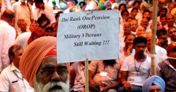 As clamour for OROP gets louder, what happens if Modi doesn't announce it on Independence Day?