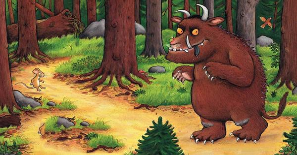 How to write a children's classic: the Gruffalo formula