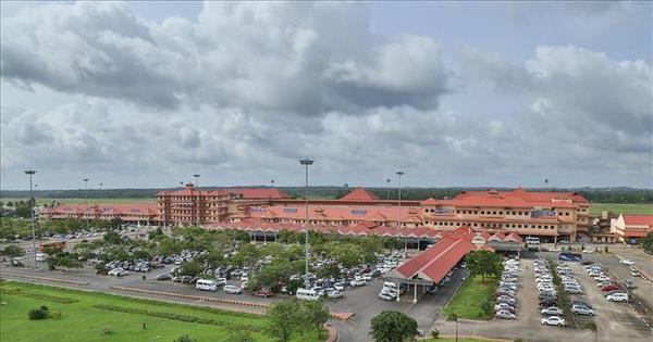 Kochi now has the world's first solar-powered airport