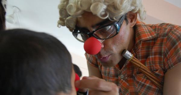 Laughter is the best medicine: New documentary surveys the funny world of medical clowns