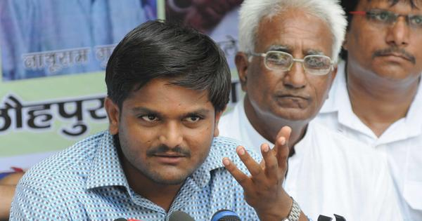 Hardik Patel aims to build Patidar-Kurmi-Gujjar coalition ‒ but his Delhi audience is a tad sceptical