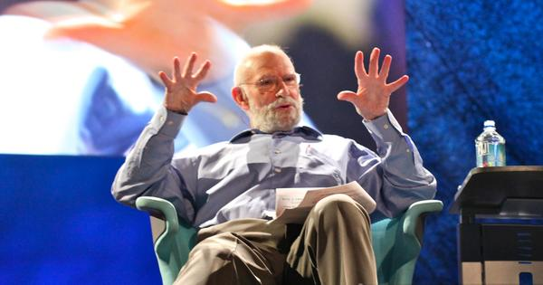Celebrating the romantic science of Oliver Sacks