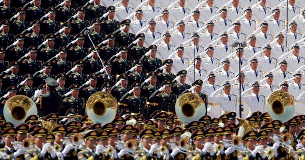 China is cutting 300,000 soldiers but its army will still be much larger than India's