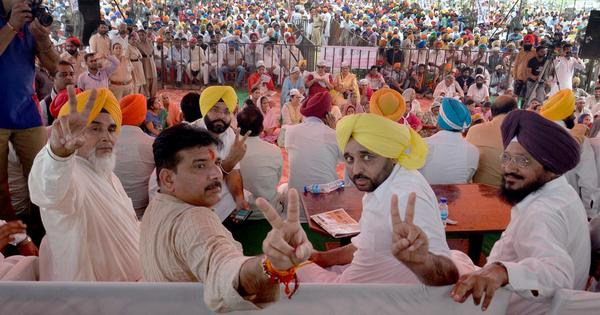 AAP's dilemma in Punjab: To act or not to act against rebellious MPs?