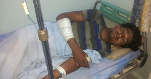 Indians injured in Yemen attack deny that they were smuggling fuel