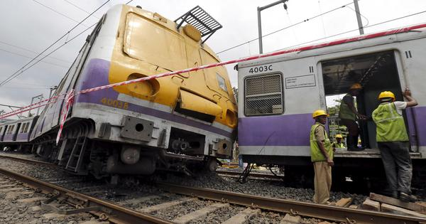 Why are Mumbai's famous local trains coming off the rails?