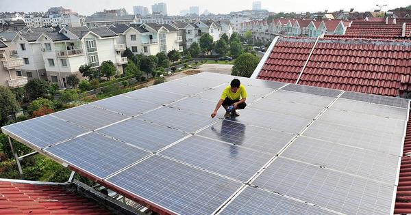 Want to see the business case for green energy? Just look at China