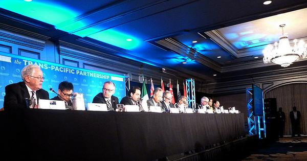 Five things you need to know about the Trans-Pacific Partnership