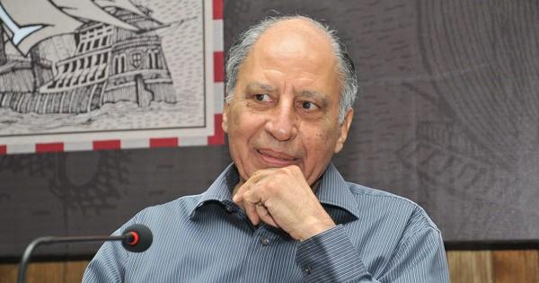 'Stir from your soporific stance and act': Poet Keki Daruwalla appeals to Sahitya Akademi president