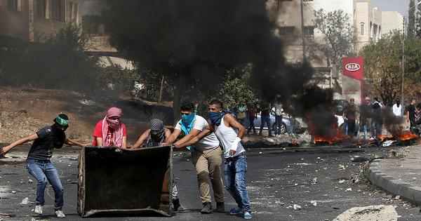 Jerusalem: An intifada by any other name is just as dangerous