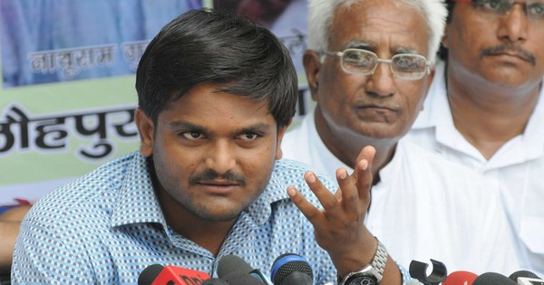 Hardik Patel threatens to disrupt India-South Africa Rajkot ODI