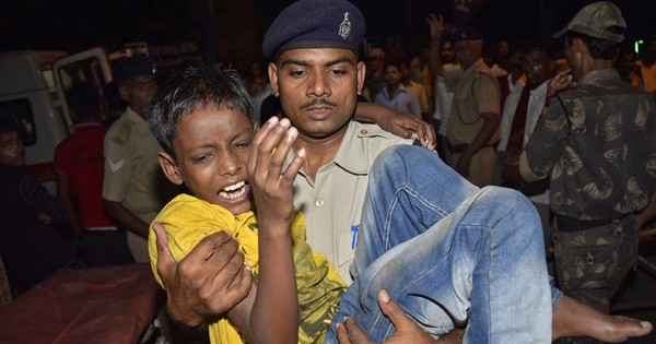 Bihar's police force struggles as crimes against vulnerable communities soar