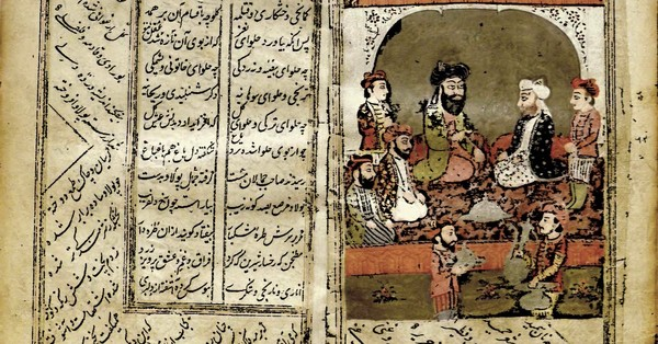 How Akbar came to love books though he never learnt to read