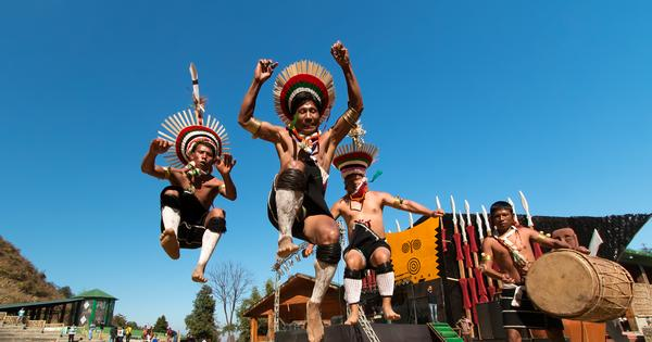 Hornbill Festival kicks off in Nagaland – though locals suggest there isn't very much to celebrate