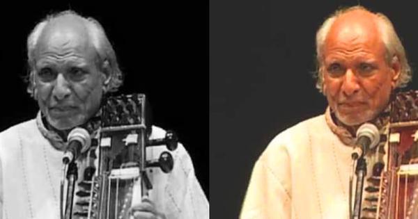 A tribute to the sarangi mastery of Sabri Khan