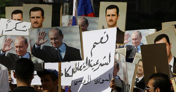 For the major players in the Syrian conflict, it's a war of priorities