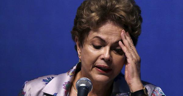 As Dilma Rousseff stumbles, how will Brazil's military react?