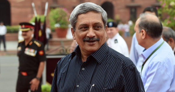 Lavish birthday plans point to complicated politics of 'simple man' Parrikar