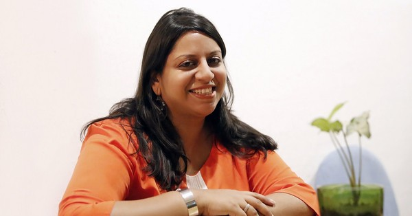 Meet Vimoha, the dating app manager who navigated money and marriage through tough times