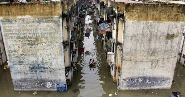 Twice removed and double the guilt: The inner turmoil of escaping the Chennai deluge unscathed