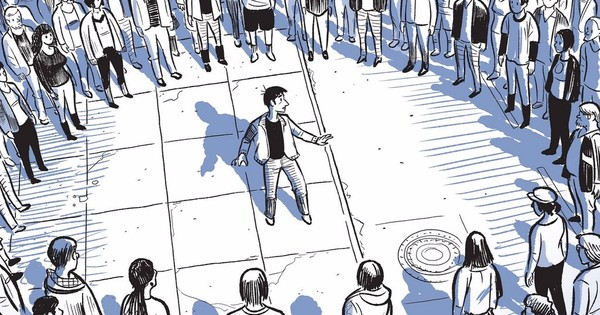 Ten graphic novels to remember from a rich year for comics