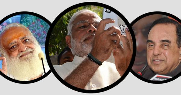 Modi's selfies to Swamy & Asaram: SocialWire's most influential stories of 2015