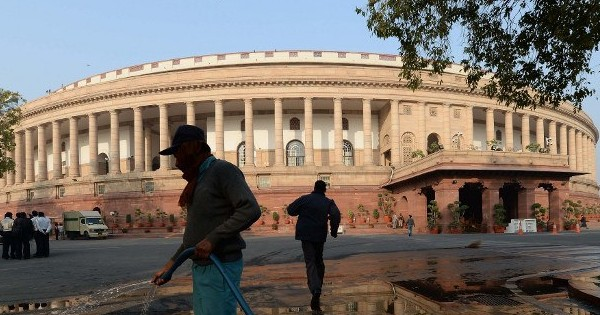 Winter session to begin with Parliament marking first-ever Constitution Day