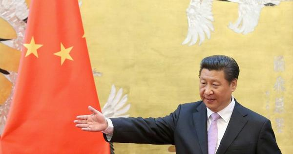 Chinese President Xi Jinping turns to rap music to spread state propaganda