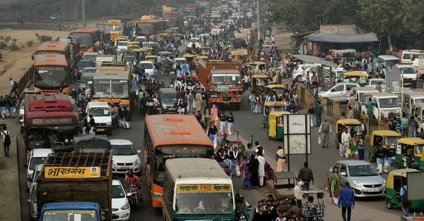 Odd-even scheme: Senior officials go on mass leave after two colleagues are suspended