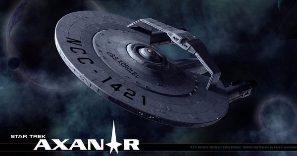 'Star Trek' tribute film realises that copyright is the final frontier
