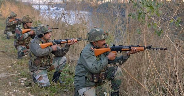 Security forces gun down sixth terrorist at Pathankot airbase