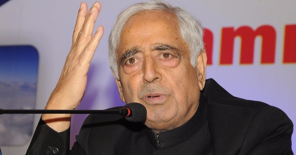 Mufti Mohammad Sayeed (1936-2016): From 'soft-separatist' to 'collaborator'