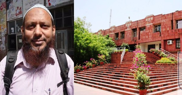 The only Hebrew teacher in Indian academia is  a devout Muslim