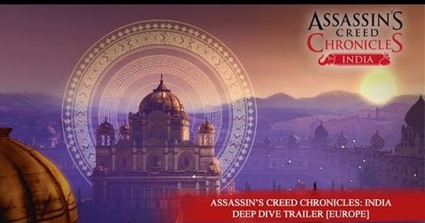 This video game lets you play as a deadly Kashmiri assassin trying to retrieve the Koh-i-Noor