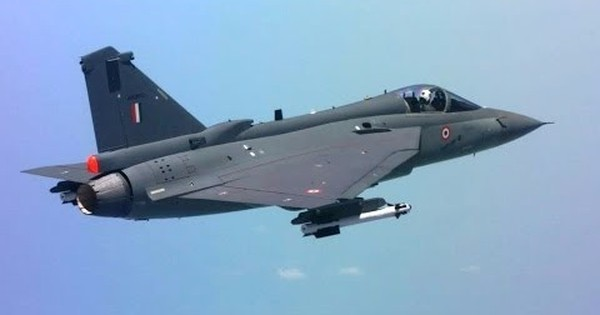 This is the Indian-made fighter jet that will go up against Pakistan's planes at the Bahrain airshow