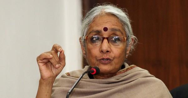 Activist Aruna Roy writes to Rajasthan chief minister over attack on Jawabdehi Yatra