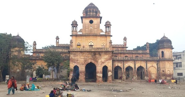 A century on, the site of the historic Lucknow Pact is in ruins