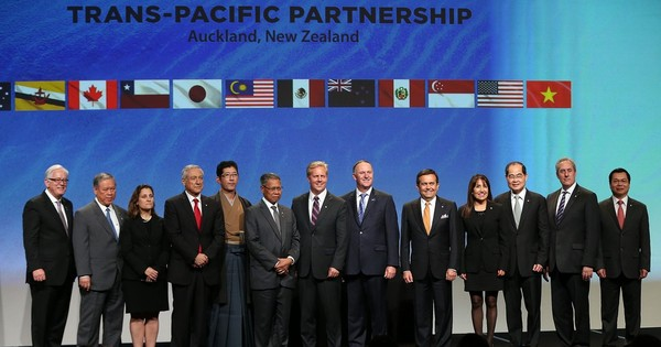 Trans-Pacific Partnership, world's biggest trade deal, signed in New Zealand